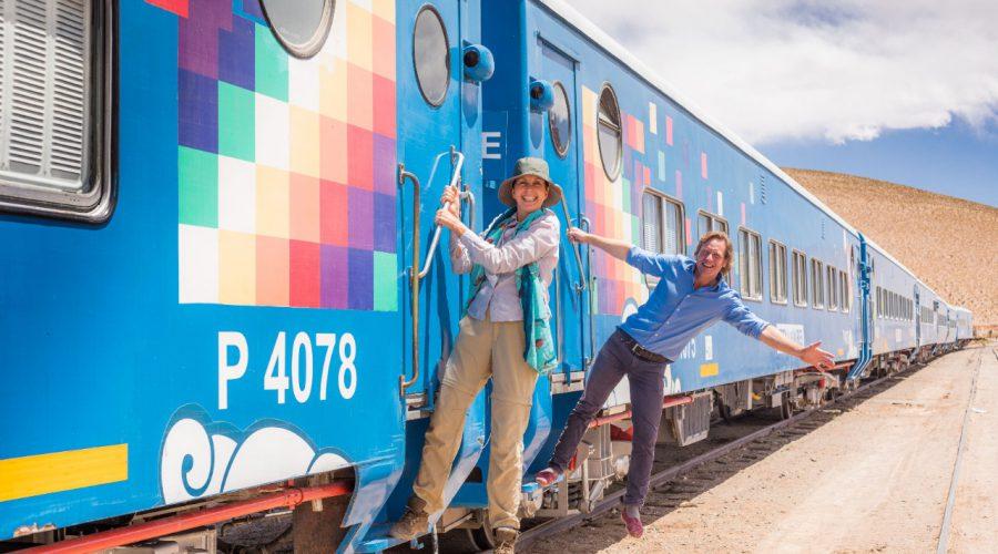 Tren a las Nubes Turismo Responsable